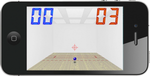 Handball-Screenshot